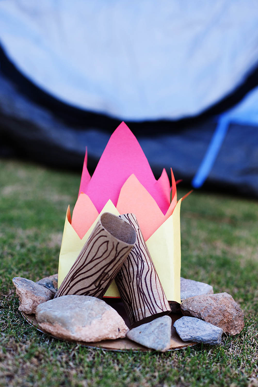 Easy Camping Kids Crafts Kix Cereal