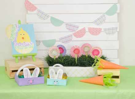 4 Easter party kids crafts