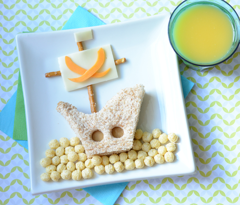 Kix Food Art Pirate 2
