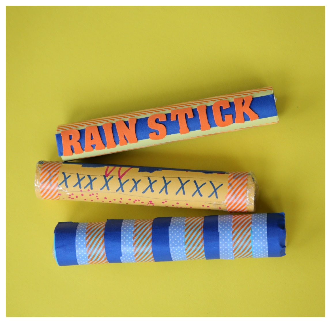 Diy Stick Art Projects